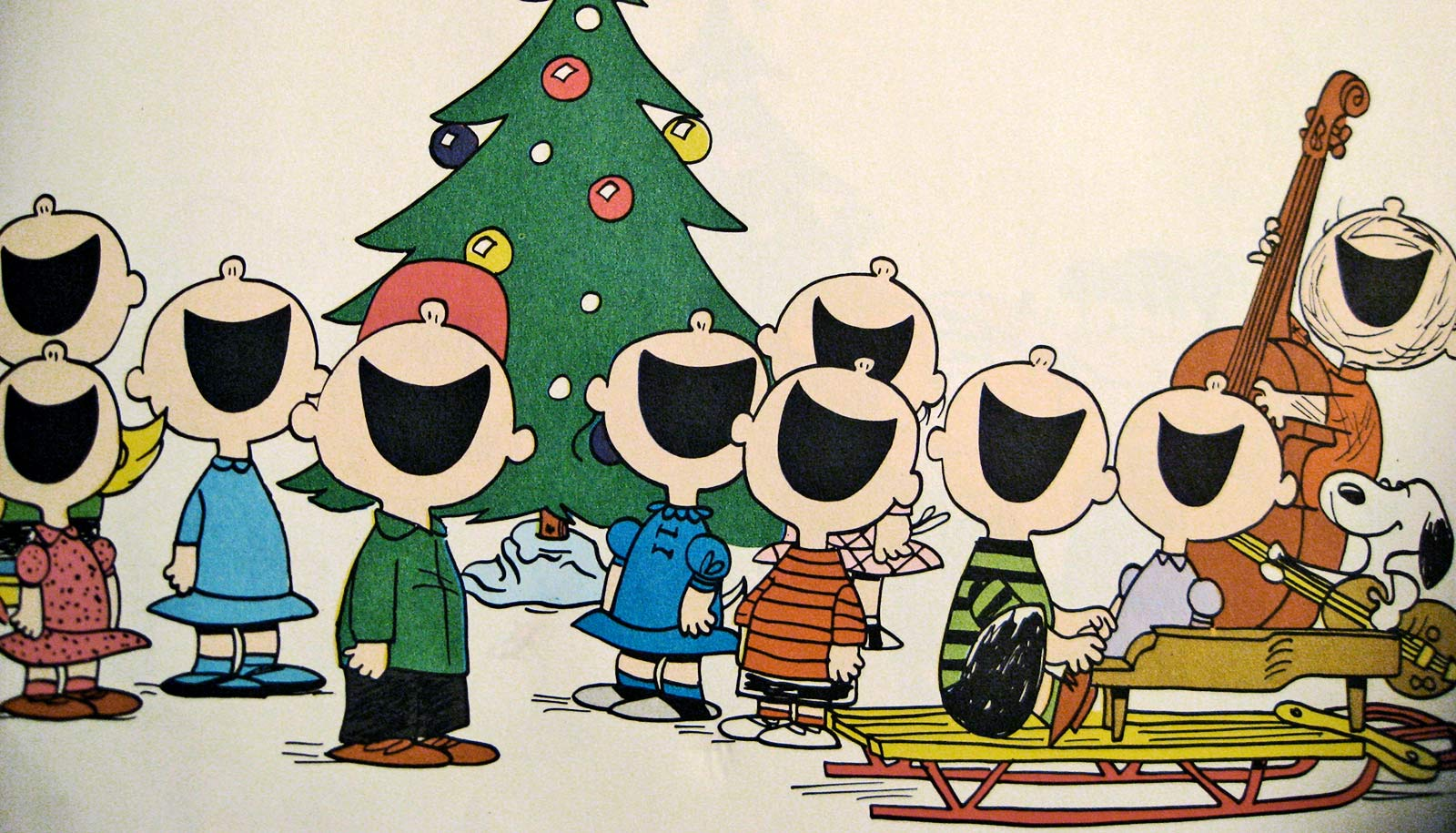 Why Christmas music is wrapped in nostalgia - Futurity