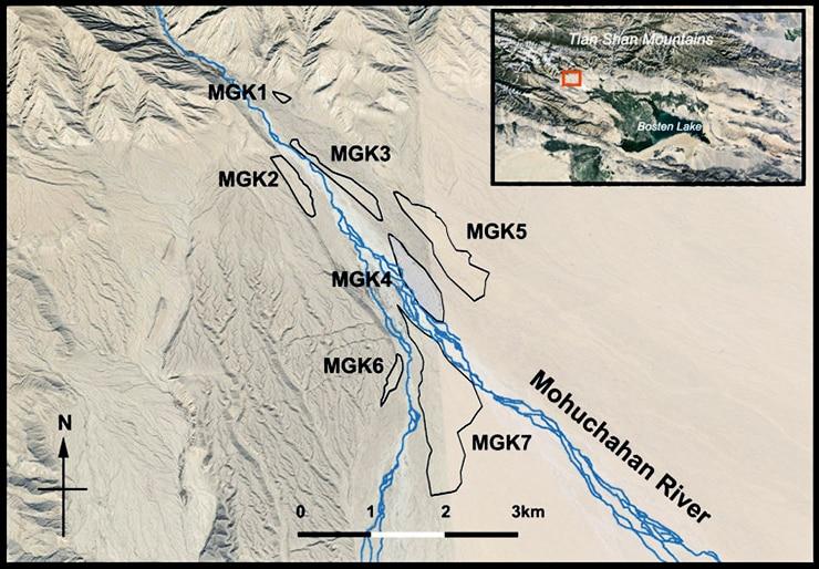MGK map