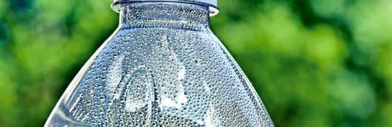 condensation in bottle (proteins + ALS concept)