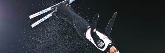 Kiley McKinnon skiing aerials olympics