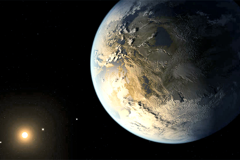 Kepler186f, habitable exoplanet