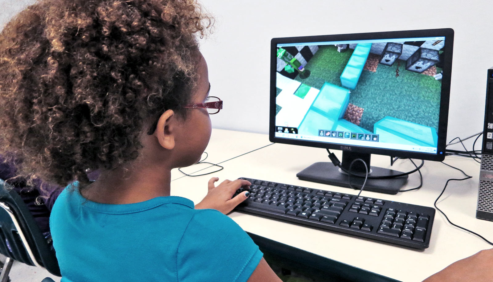 is minecraft bad for your child