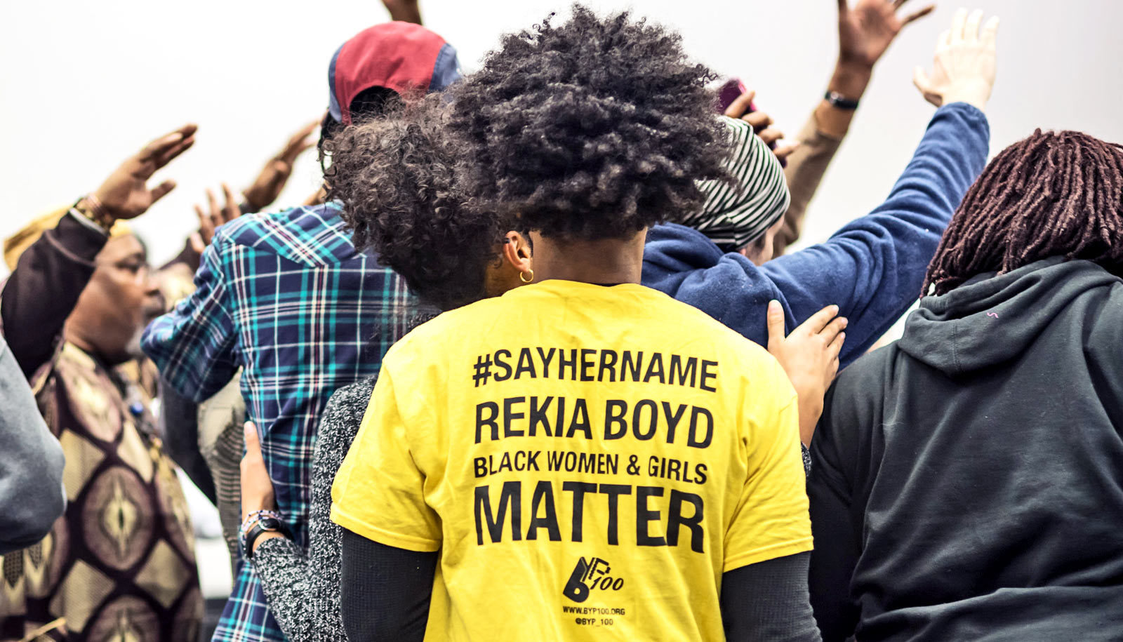 60% of black women killed by police were unarmed - Futurity