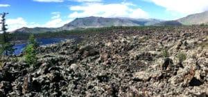 Khorgo lava field (droughts concept)