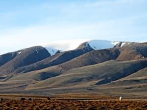 Sutai Mount Altai Mountains