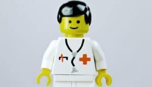 doctor lego