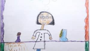 draw a scientist