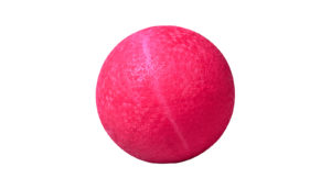 hot pink kickball for spina bifida fetal surgery