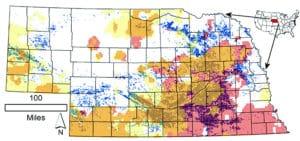 irrigation map nebraska