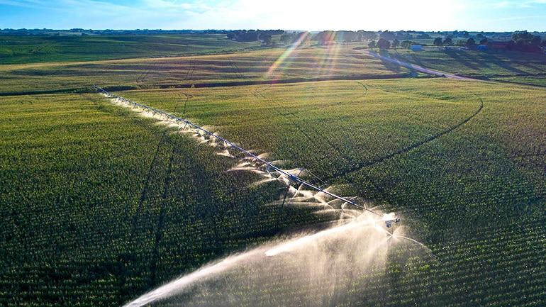 irrigation in Nebraska