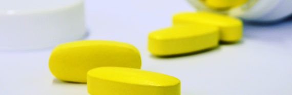 yellow pills - Chondroitin sulfate joint supplement