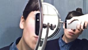 mirror selfie (selfies concept)