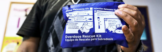 naloxone rescue kit