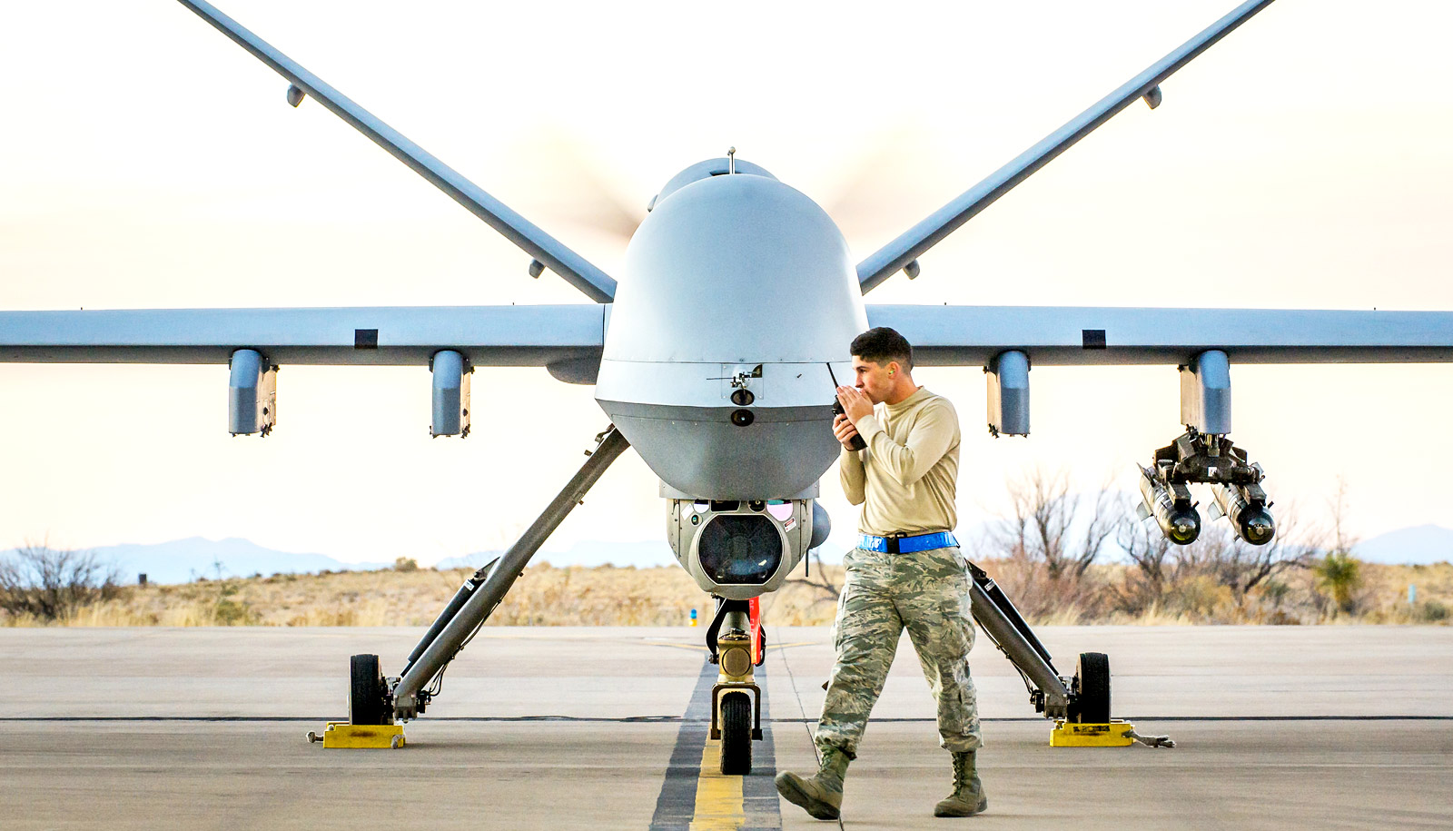 Next Gen Drones Will Enable Cheap Credible Threats