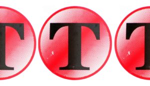 T in red circle x 3 - T-cells