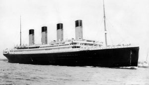titanic historical photo (aritificial intelligence and the titanic concept)