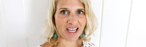 woman talking negative emotions
