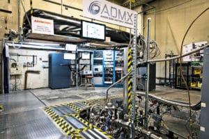 Axion Dark Matter Experiment lab