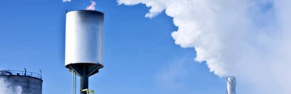 ethanol refinery (carbon capture concept)