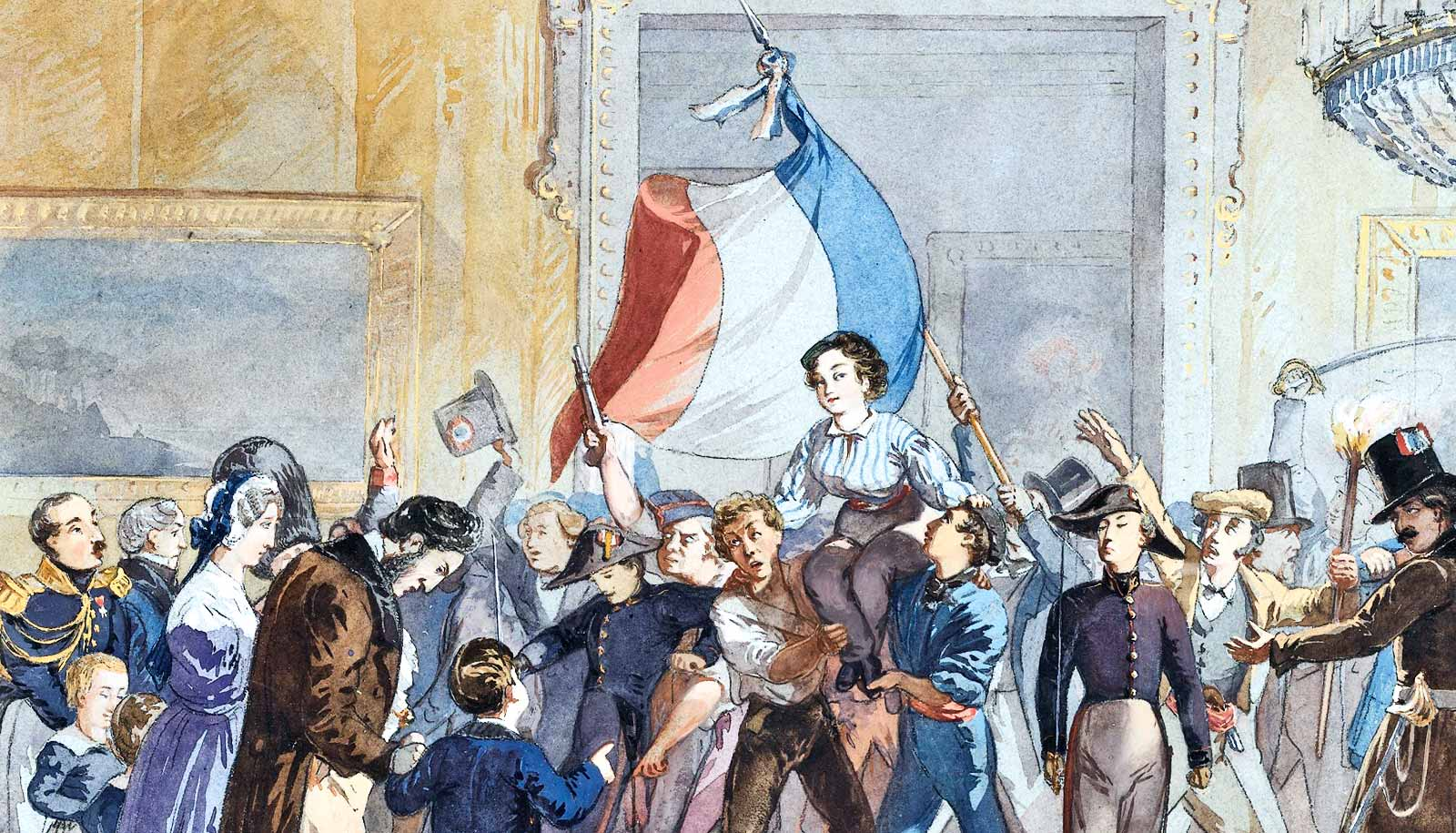 The French Revolution 17891799 was a period of ideological political and social upheaval in the political history of France and Europe as a whole during which