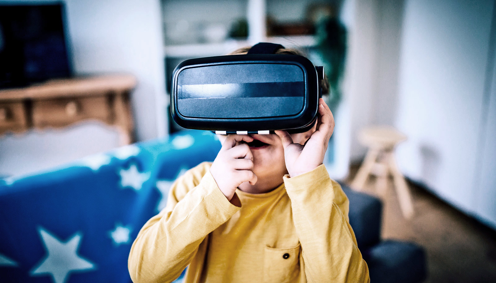 What parents need to know about virtual reality