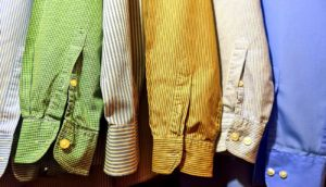 shirts - aerogels made from unwanted clothes