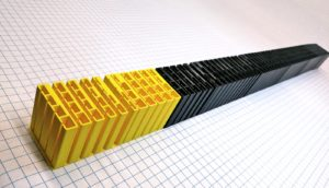 sound-controlling device made from metamaterials