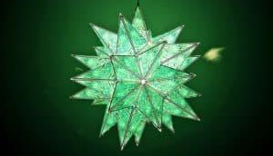 green star - Rayleigh-Taylor instability