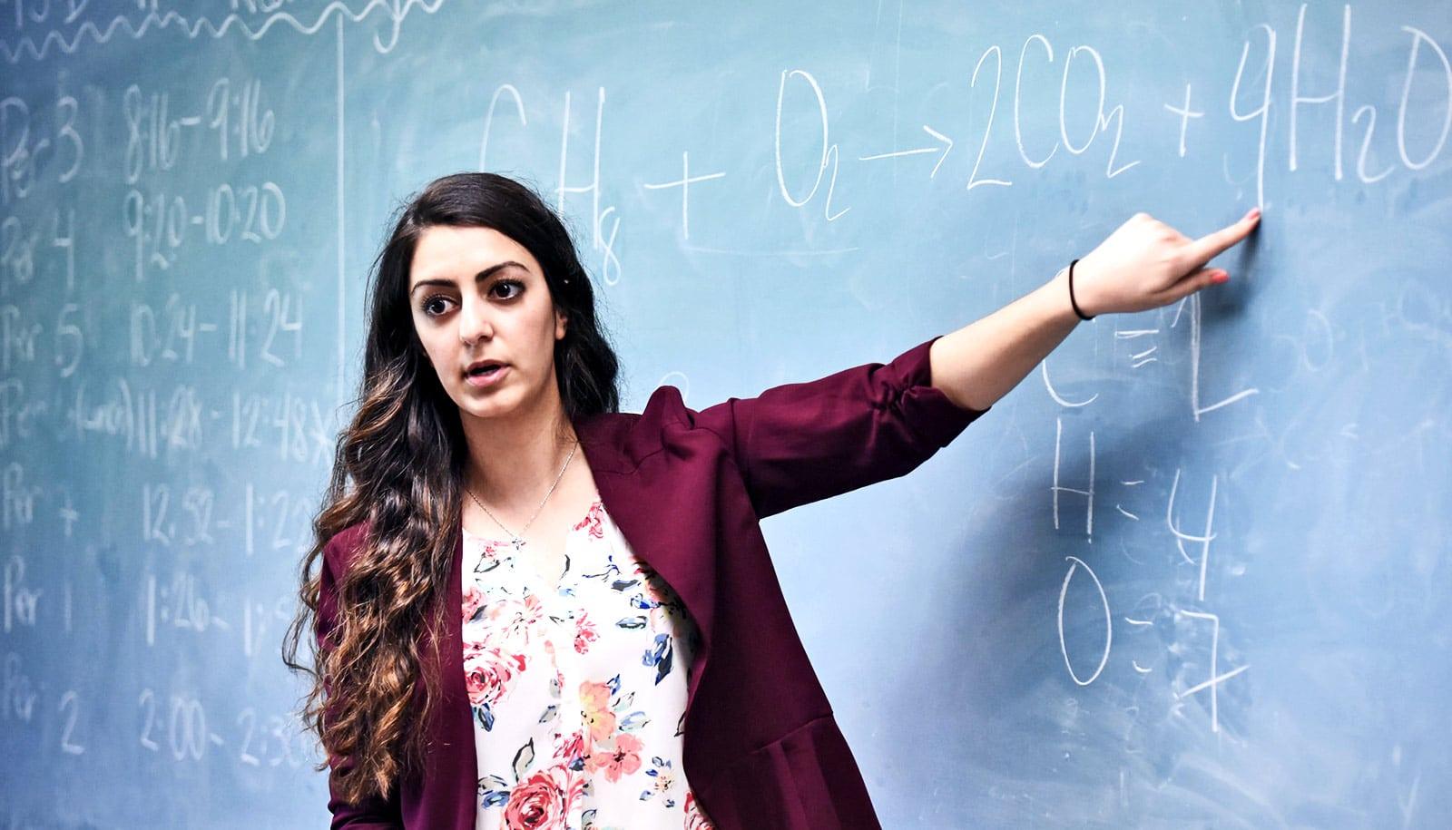 teacher blackboard teachers futurity expert