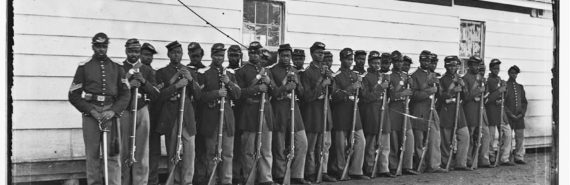 United States Colored Troops - District of Columbia, Company E, 4th US Colored Infantry - united states colored troops