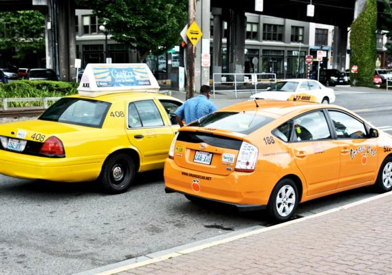 two cabs - sustainable design