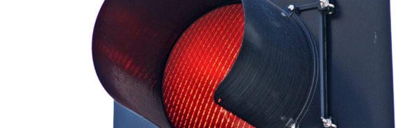 red stop light (Parkinson's concept)