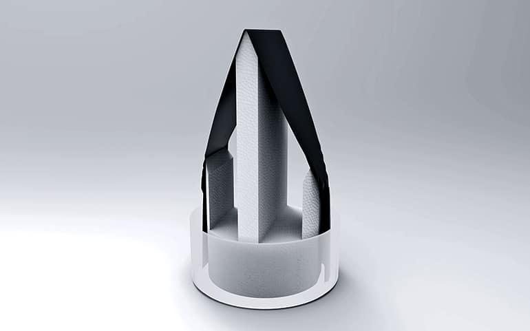 solar still (water purification concept)