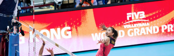 volleyball match (sports statistics concept)