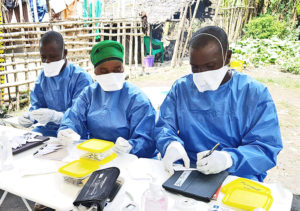 ebola in the DRC