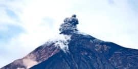fuego volcano Guatemala