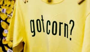 got corn t-shirt