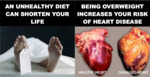 junk food warning labels
