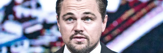 leonardo dicaprio (phone password concept)