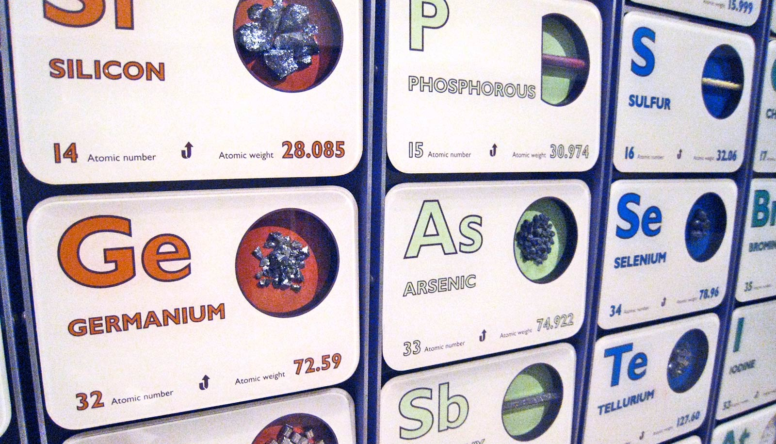 Periodic table archives futurity ai recreates periodic table of elements from scratch urtaz Images
