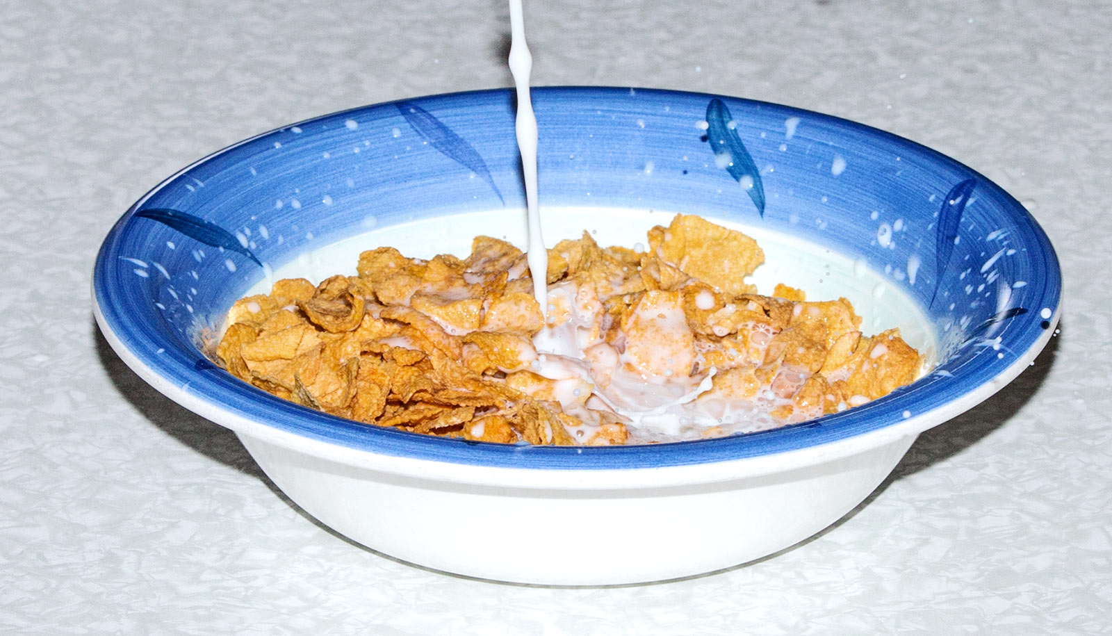 After cereal, even healthy people's blood sugar spikes
