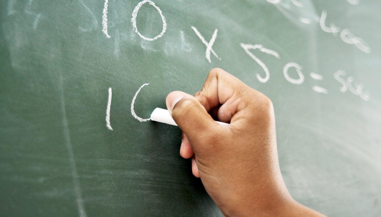 When math teachers change mindset, student grades go up - Futurity