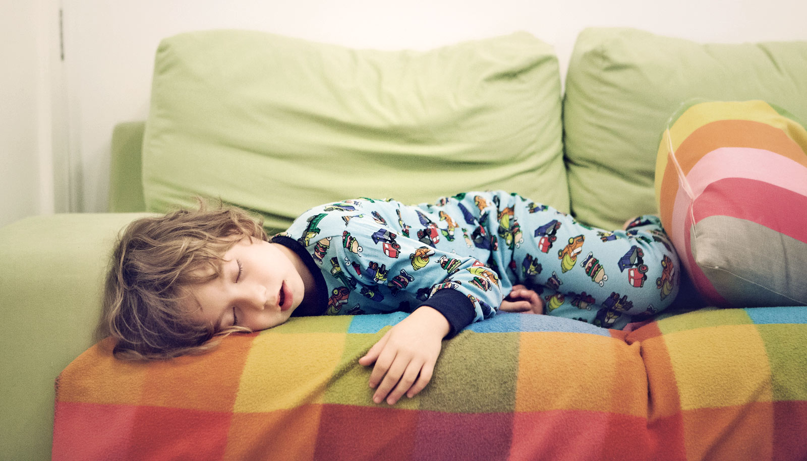 7 signs your child's snoring warrants seeing the doctor - Futurity