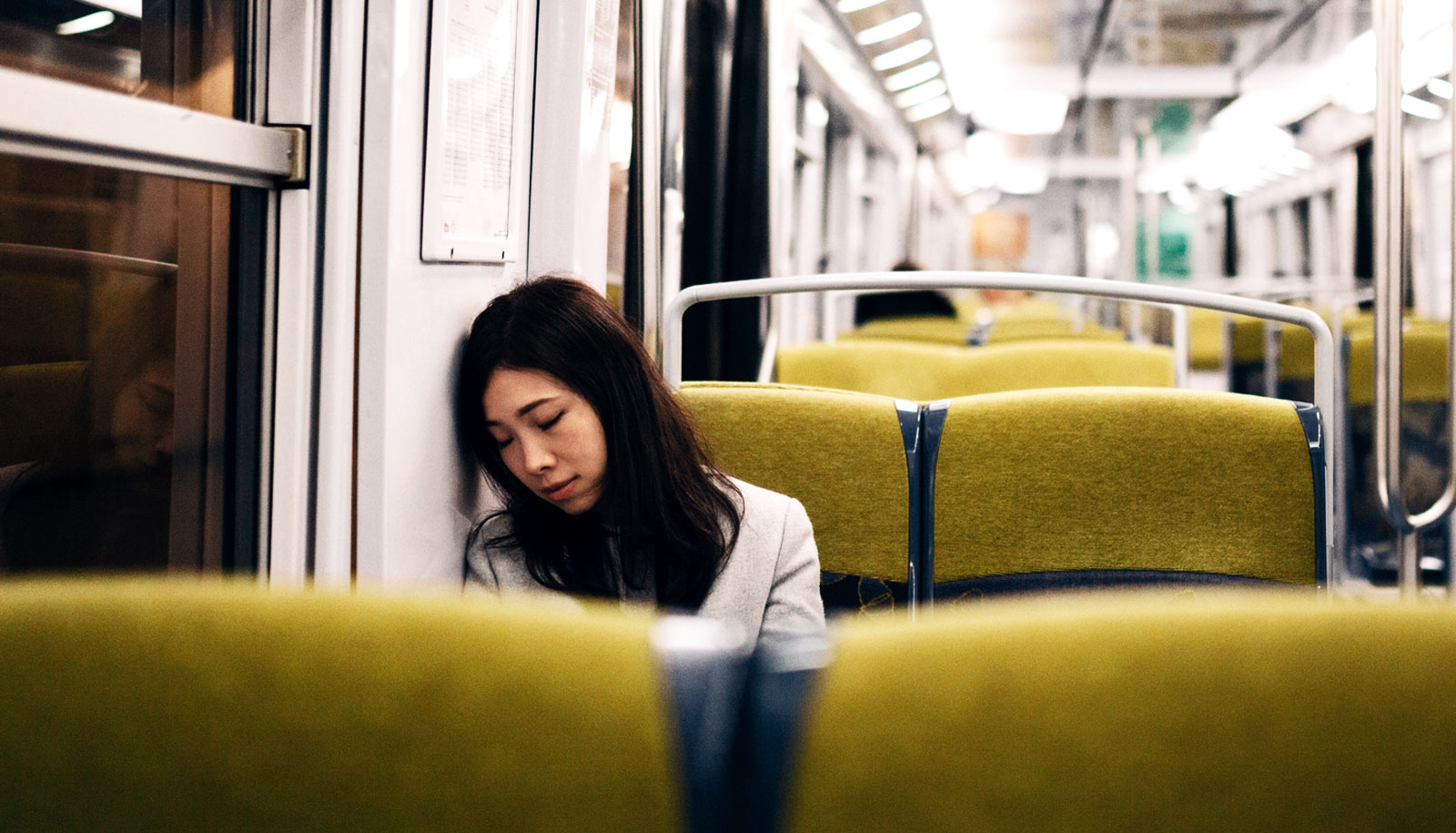 'Bad thoughts' connect lousy sleep and depression