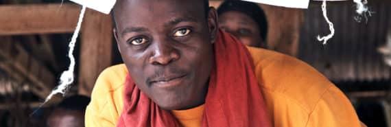 ugandan market vendor (uganda corruption concept)