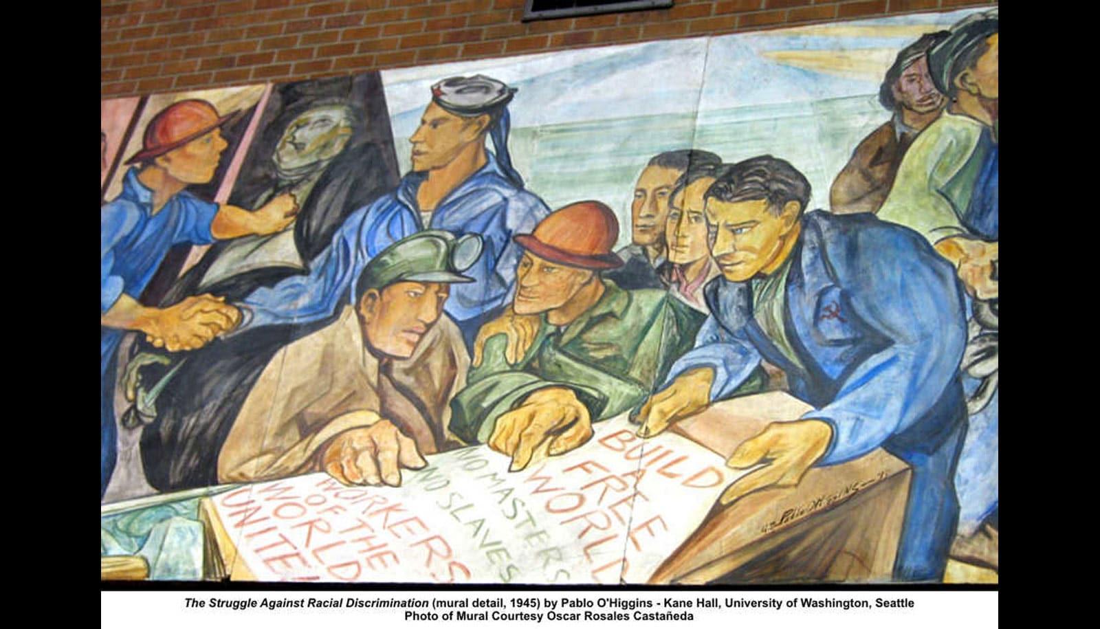 labor mural