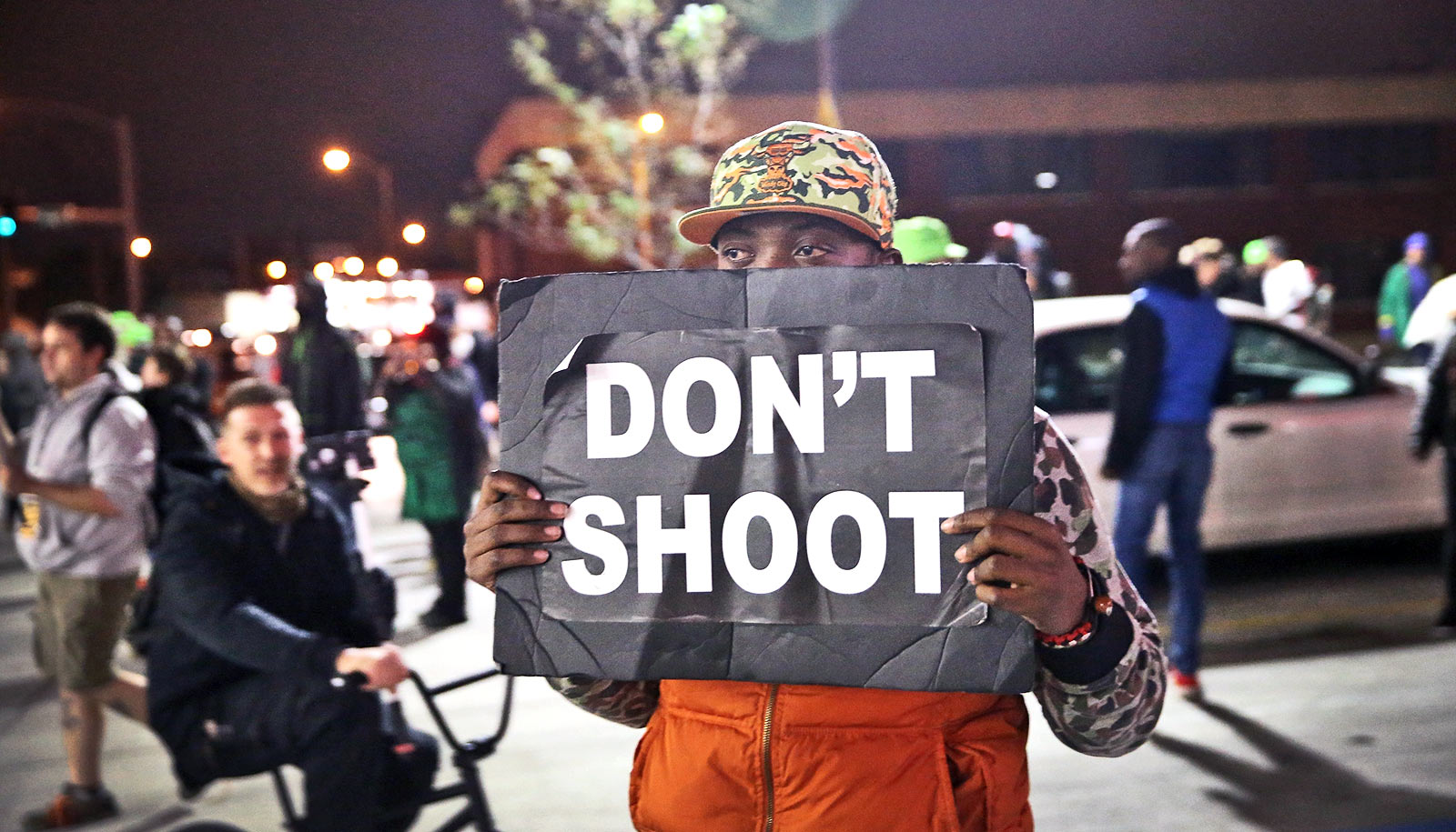 an analysis of the acceptance of blacks in white american And yet even as we are confronted with dramatic examples of ongoing racial  tensions, most white americans remain.
