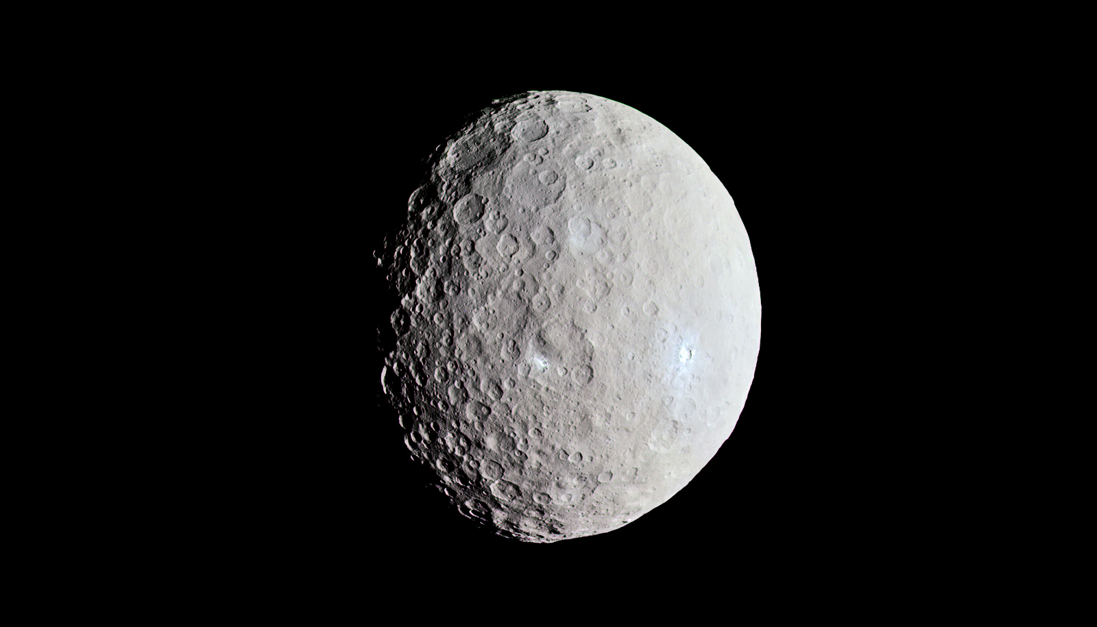 ice volcano sheds light on ceres missing mountains futurity