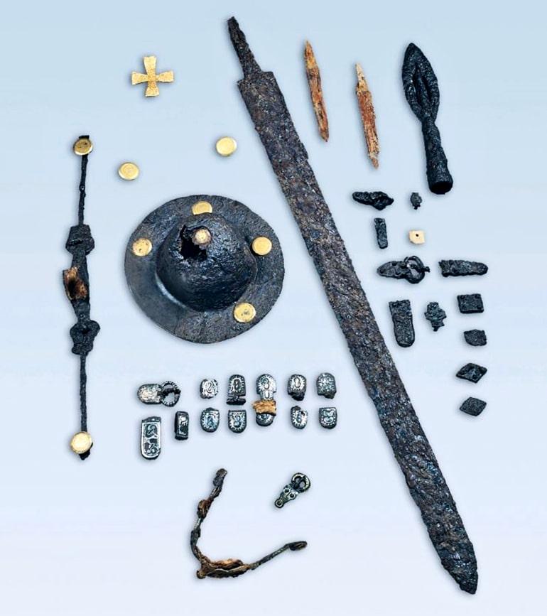 european artifacts