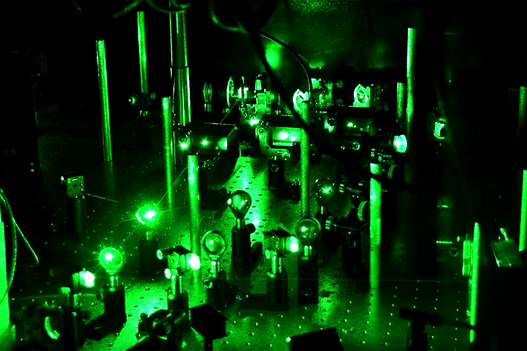 ultracold lithium atoms